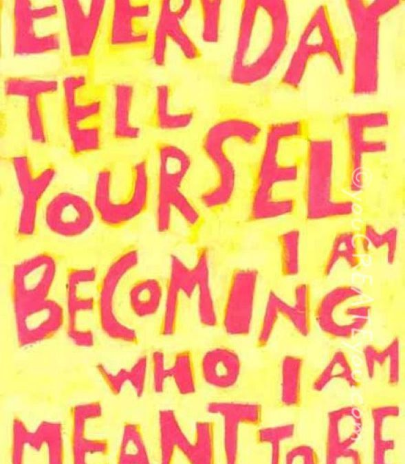 Everyday Tell Yourself